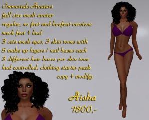 AISHA VENDOR