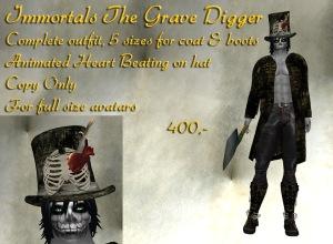 The Grave Digger vendor pic