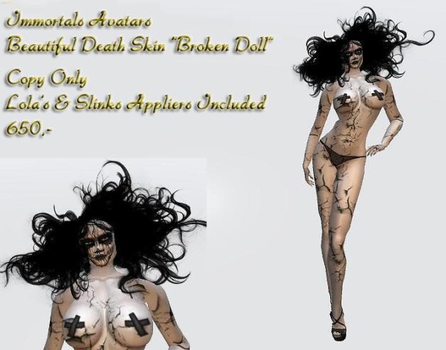 Broken Doll salespic